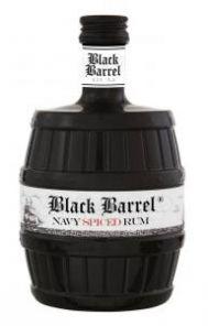 Rum Black Barrel RIISE 0,7L 40%