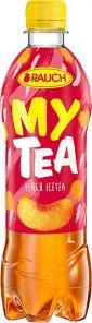 RAUCH Tea Broskev  0,5l PET