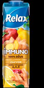 Relax Immuno 100% ZÁZVOR 1L
