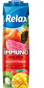 Relax Immuno 100% MULTIVITAMIN 1L