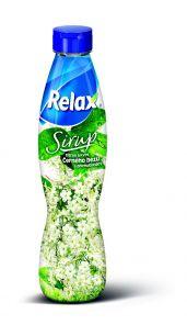 Relax Sirup BEZINKA-MÁTA 6*0,7L PET