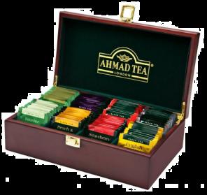 Ahmad Tea Dřevěná Kazeta