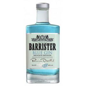 Mini Gin Barrister Blue 40% 0,05L