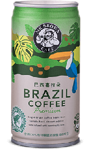 Mr.Brown Brazil 24*250ml PLECH