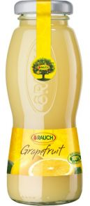 RAUCH Grapefruit 100% 0,2l SKLO