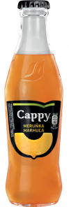 Cappy Meruňka 0,25L SKLO