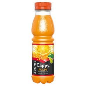 Cappy Pulpy Pomeranč 330ml PET