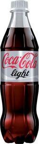 Coca Cola Lighte 0,5l PET