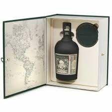 Rum Diplomatico Kniha+podtácky 0,7L