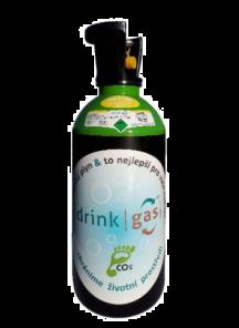 DRINKGAS Náplň Plynu SPECIA.2m3 10L