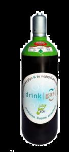 DRINKGAS Náplň Plynu SPECIA.4m3 20L