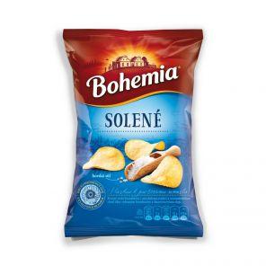 Bohemia Chips Sůl 70g  15KS/BALENÍ