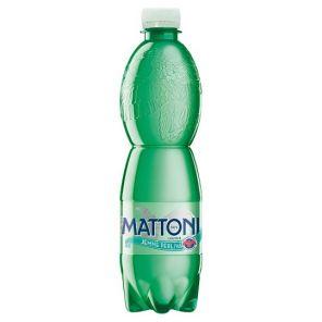 Mattoni Jemně Perlivá 12*0,5L PET