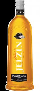 Jelzin Power Gold ( Zlatý) 1L