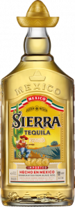 Tequila Sierra reposado 1L