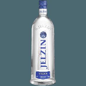 Jelzin Clear Vodka 37.5% 1L