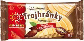 Lázen.Trojhránky Kakao 50g 24/BOX