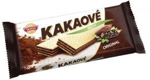 kakaové řezy ořech  50g 30KS/BOX