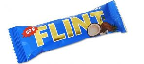 Flint Modrý  50g  35KS/Box