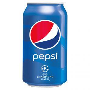 Pepsi Cola  24*330ml   PLECH