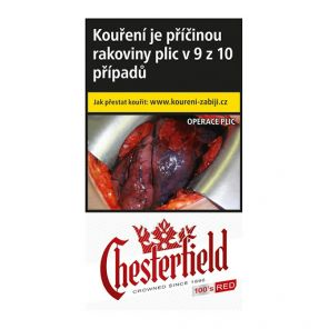 Chesterfield Red 100 F 112
