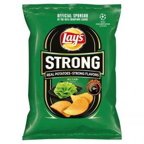Lays Strong Wasabi 65g 14KS/BAL.