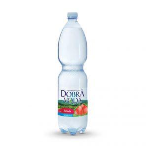 Dobrá Voda Jahoda 1,5L  PET