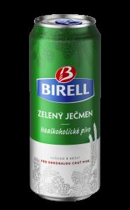 Birell C-Zelený Ječmen 0,5L PLECH
