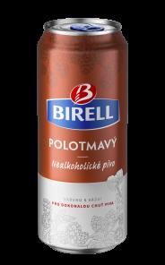 Birell C-Polotmavý 0,5 PLECH