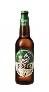 Kozel 11% Medium 0,5L SKLO 20/Basa