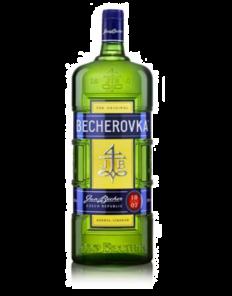 Becherovka Dřevo  31