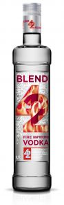 Vodka BLEND 42% FIRE  0,5L