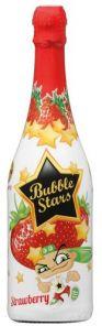 Bubble star Strawber 0,75L
