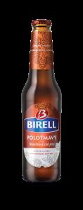 Birell Polotmavý 0,33SKL