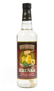 Bousov Hruška-Medová  0,5L 35%
