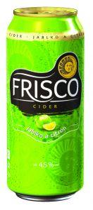 Frisco Jablko-Citron 12*0,4L PLECH