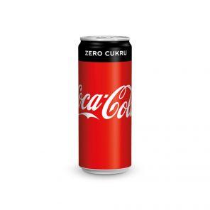 Coca Cola ZERO 0,33  PLEH
