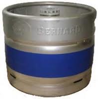BERNARD 10% světllý Výčepní  KEG 30