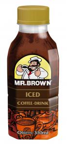 Mr.Brown COFFEE ICEED 330ml PET