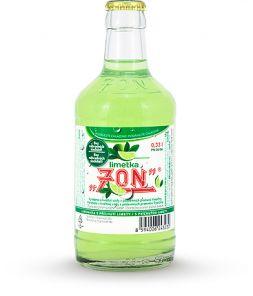 ZON Limetka 20*0,33l SKLO