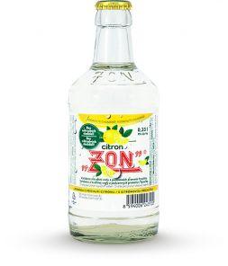 ZON Citron 20*0,33L SKLO