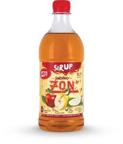 ZON Sirup Jablko 0,7L EXTRA
