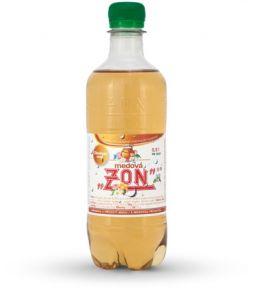 ZON Medová  10*0,5L PET