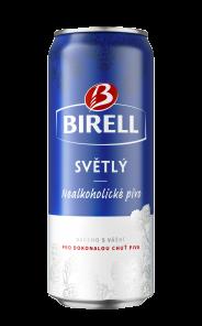 Birell Free  0,33 PLECH