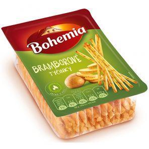 Bohemia Tyčinky Bramborové 85g