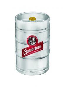 Gambrinus 11% NEPASTER.KEG 50
