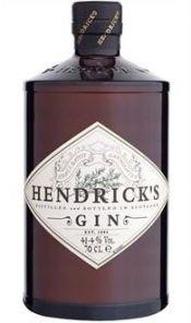 Gin Hendrick  41,4%  0,7L