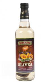 Bousov Slivka medová  35% 1L