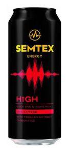 Semtex HIGH 24*0,5L PLECH