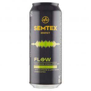 Semtex Flow 24*500ml PLECH
